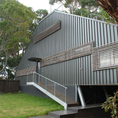 A-Frame House, Point Lonsdale